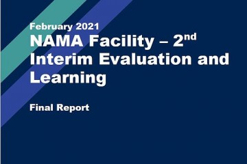 Evaluation of the NAMA Facility published