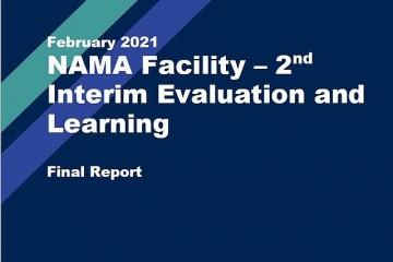 Evaluation of the NAMA Facility published